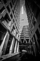 Merchant Street, Downtown San Francisco
