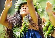 Hula Halau, Hana , Maui, Hawaii