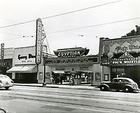 1942 Egyptian Theater