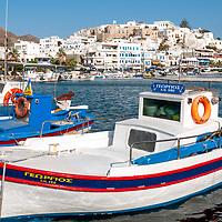 Naxos Town - Naxos - Greece