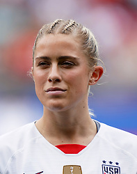USA's Abby Dahlkemper