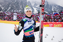 Jurij Tepes of Slovenia during the Ski Flying Individual Competition at Day 4 of FIS World Cup Ski Jumping Final, on March 22, 2015 in Planica, Slovenia. Photo by Ziga Zupan / Sportida