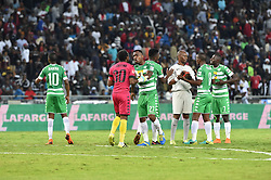 Bloemfontein Celtic players during the ABSA premiership league with Orlando Pirates at Orlando stadium, Soweto.<br />Picture: Itumeleng English/ African News Agency /ANA<br />04.04.2018<br />415<br />Picture: Itumeleng English/ African News Agency /ANA
