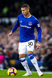 Richarlison of Everton - Mandatory by-line: Robbie Stephenson/JMP - 23/12/2018 - FOOTBALL - Goodison Park - Liverpool, England - Everton v Tottenham Hotspur - Premier League