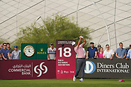 Jorge Campillo (ESP) in action during the final round of the Commercial Bank Qatar Masters 2020, Education City Golf Club , Doha, Qatar. 07/03/2020<br /> Picture: Golffile | Phil Inglis<br /> <br /> <br /> All photo usage must carry mandatory copyright credit (© Golffile | Phil Inglis)
