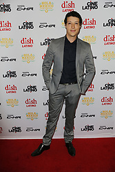 LOS ANGELES, CA - JUNE 7 Reynaldo Pacheco attends the 9th Annual Hola Mexico Film Festival Opening Night at the Regal LA LIVE in downtown Los Angeles, on June 7, 2017 in Los Angeles, California. Byline, credit, TV usage, web usage or linkback must read SILVEXPHOTO.COM. Failure to byline correctly will incur double the agreed fee. Tel: +1 714 504 6870.