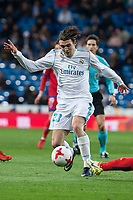 Real Madrid Mateo Kovacic during King's Cup match between Real Madrid and CD Numancia at Santiago Bernabeu Stadium in Madrid, Spain. January 10, 2018. (ALTERPHOTOS/Borja B.Hojas)