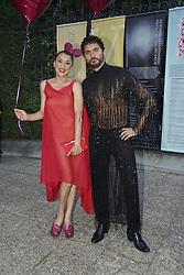 July 12, 2018 - Madrid, Spain - Paco Leon attends Vogue 30th Anniversary Party at Casa Velazquez on July 12, 2018 in Madrid, Spain. (Credit Image: © Oscar Gonzalez/NurPhoto via ZUMA Press)