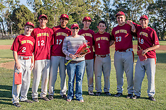 RVHS 2015 Baseball Seniors