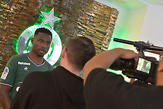Paul-Georges Ntep - New Saint-Etienne signing - 17 January 2018