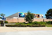 Engineering Building on Campus at California State University Fullerton