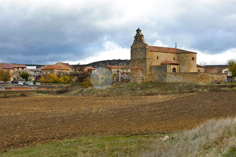 Anchuela del Campo. Valle del Río Mesa. Guadalajara