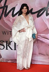 Pixie Geldof attending The Fashion Awards 2016 at The Royal Albert Hall in London. <br /> <br /> Picture Credit Should Read: Doug Peters/ EMPICS Entertainment
