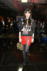 Monday 18th November 2013 saw a host of London hipsters, social faces and celebrities, gather together for the much-anticipated World Premiere of the brand new MINI.<br /> Attendees were among the very first in the world to see and experience the new MINI, exclusively revealed to guests during the party. Taking place in the iconic London venue of the Old Sorting Office, 21-31 New Oxford Street, London guests enjoyed a DJ set from Little Dragon, before enjoying an exciting live performance from British band Fenech-Soler.<br /> Picture Shows:-LILAH PARSONS