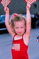 Fourth of July Parade, Bigfork, Flathead Valley, Montana