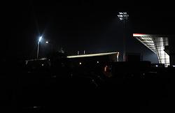 General views inside the stadium - Mandatory by-line: Nizaam Jones/JMP - 22/02/2019 - RUGBY - Kingsholm - Gloucester, England- Gloucester Rugby v Saracens - Gallagher Premiership Rugby