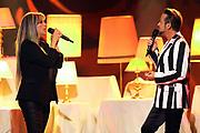 """Auftritt von Daniela Simmons und Michael von der Heide bei der SRF-Pop-Schlager-Show """"Hello Again"""". Aufzeichnung vom 01. Oktober 2020 in den Fernsehstudios Zürich."""