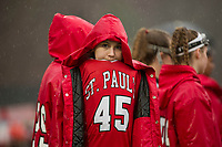 St Paul's School varsity girls lacrosse. ©2017 Karen Bobotas Photographer