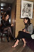 Princess Tamara Czartoryski-Borb; MELISSA BRADBURY, Spectator Life - 3rd birthday party. Belgraves Hotel, 20 Chesham Place, London, SW1X 8HQ, 31 March 2015
