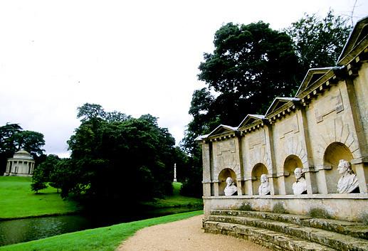 Stowe, England