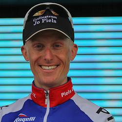 61e Ronde van Overijssel Tom Vermeer after the race