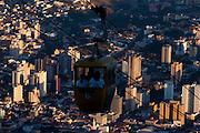 Pocos de Caldas_MG, Brasil...Teleferico em Pocos de Caldas...The cable car in Pocos de Caldas...Foto: MARCUS DESIMONI / NITRO