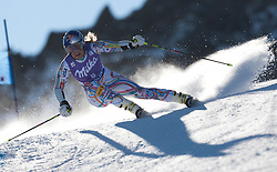 22.10.2011, Rettenbachferner, Soelden, AUT, FIS World Cup Ski Alpin, Damen, Riesenslalom, im Bild Lindsey Vonn (USA) // during Ladies ginat Slalom at FIS Worldcup Ski Alpin at the Rettenbachferner in Solden on 22/10/2011. EXPA Pictures © 2011, PhotoCredit: EXPA/ Johann Groder