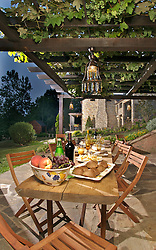 13661 Wilt Store Rd., Leesburg, VA Dining Room outdoor eating pergola