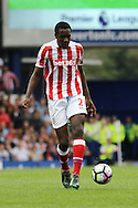 Gianelli Imbula of Stoke City in action. Premier league match, Everton v Stoke city at Goodison Park in Liverpool, Merseyside on Saturday 27th August 2016.<br /> pic by Chris Stading, Andrew Orchard sports photography.