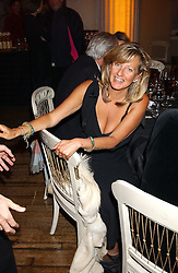 PRINCESS CHANTAL OF HANOVER at a charity dinner 'By Imperial Command' - a Chinese New Year Gala Dinner in aid of the charity Kids held at The Banqueting House, Whitehall, London on 8th February 2006.<br />