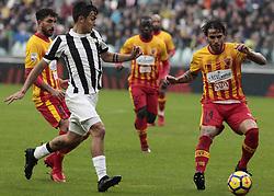 November 5, 2017 - Turin, Italy - Paulo Dybala during Serie A match between Juventus v Benevento, in Turin, on november 5, 2017  (Credit Image: © Loris Roselli/NurPhoto via ZUMA Press)