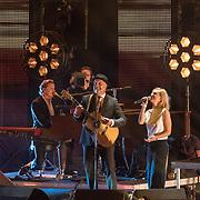 NLD/Amsterdam/20180905- Uitreiking 3FM Awards 2018, Blof en Geike Arnaert