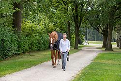 MEYER-ZIMMERMANN, Janne Friederike (GER), Goja<br /> Pinneberg - Homestory Janne Friederike MEYER-ZIMMERMANN 2019<br /> 05. August 2019<br /> © www.sportfotos-lafrentz.de/Stefan Lafrentz