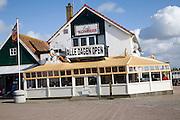 Cafe, Oudeschild Harbour, Texel, Netherlands