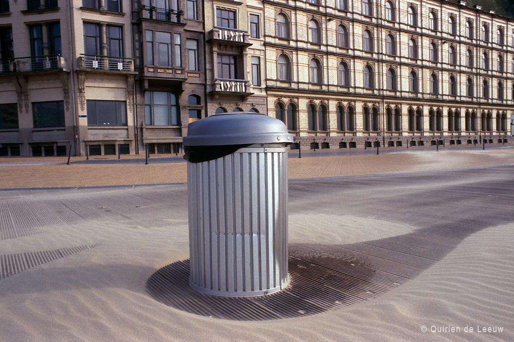 Boulevard van Oostende, België