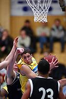 Basketball, 11. februar BLNO, Asker Aliens -Kristiansand Pirates 110-69,  Hani Issalhi, Asker