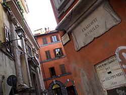 ITALY ROME 2JUL09 - Street view of Rome's city centre, a major worldwide tourist attraction.....jre/Photo by Jiri Rezac....© Jiri Rezac 2009