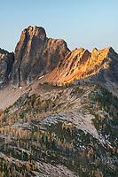 The Molar Cutthroat Peak North Cascades Washington