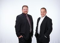 Promotional portraits for us in Business in Calgary Magazine<br /> <br /> ©2015, Sean Phillips<br /> http://www.RiverwoodPhotography.com