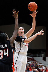 20110224 - Oregon State Beavers at Stanford Cardinal (NCAA Women's Basketball)