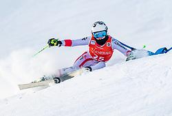 23.01.2019, Streif, Kitzbühel, AUT, Kitzbühel, Riesenslalom, Longines Future Hahnenkamm Champions, im Bild Amelie Leitner-Hölzl (TIR) // Amelie Leitner-Hölzl of Tyrol during the Giant slalom of Longines Future Hahnenkamm Champions at the Streif in Kitzbühel, Austria on 2019/01/23. EXPA Pictures © 2019, PhotoCredit: EXPA/ Stefan Adelsberger