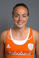 ARNHEM - Maartje Paumen.  Nederlands Hockeyteam dames voor Wereldkamioenschappen hockey 2014. FOTO KOEN SUYK