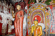 Sri Lanka, Dambulla cave temple