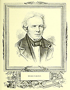 Michael Faraday FRS (22 September 1791 – 25 August 1867) was an English scientist who contributed to the study of electromagnetism and electrochemistry. His main discoveries include the principles underlying electromagnetic induction, diamagnetism and electrolysis. From the Book Les merveilles de la science, ou Description populaire des inventions modernes [The Wonders of Science, or Popular Description of Modern Inventions] by Figuier, Louis, 1819-1894 Published in Paris 1867