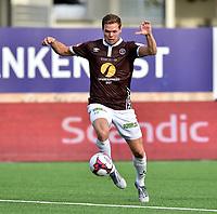 Fotball , 1. september 2019 , Eliteserien , Mjøndalen - Molde 1-3<br /> Anders Jacob Bergstrøm , MIF<br /> Anders Jacob Bergström<br /> Bergstrom