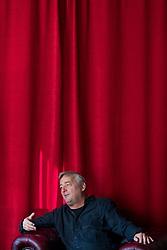 THEMENBILD - Kabarettist Andreas Vitasek während einem Interview am 26. September 2018 in Innsbruck // Austrian cabaret artist Andreas Vitasek during a interview. Innsbruck, Austia on 2018/09/26. EXPA Pictures © 2018, PhotoCredit: EXPA/ Jakob Gruber