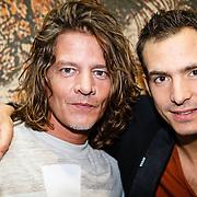 """NLD//Amsterdam/20160426 - Perspresentatie """"De Wereld Rond in 6 Stappen"""", Tygo Gernandt en Egbert Jan Weeber"""