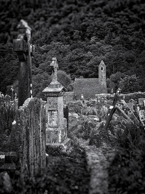Glendalough Monastery, Ireland