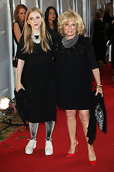 Jennifer Saunders, Glamour Women of the Year Awards, Berkeley Square Gardens, London UK, 02 June 2014, Photos by Richard Goldschmidt /LNP © London News Pictures