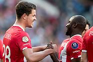 PSV Eindhoven v Willem II 090417